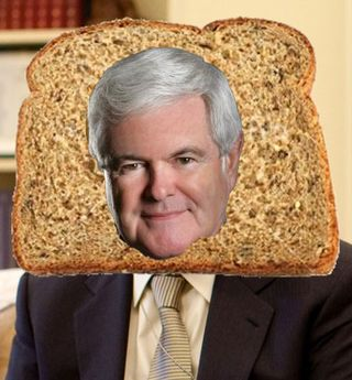 Breaded Newt
